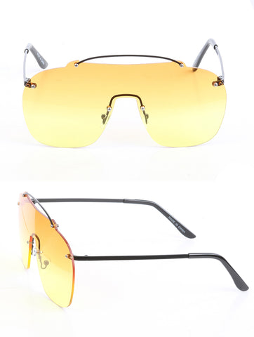 Amber Sunrise Sunglasses
