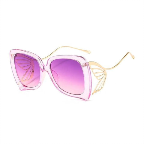 Butterfly Sunglasses - sunglasses