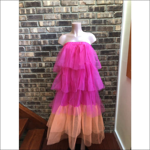 Cotton Candy Tulle skirt - tulle skirt