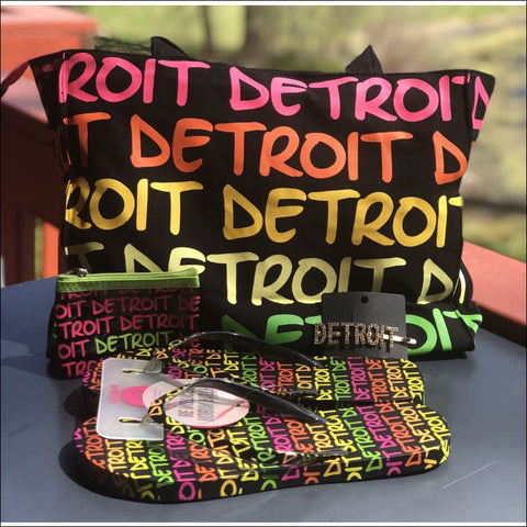 I love Detroit Gift Set - gift set