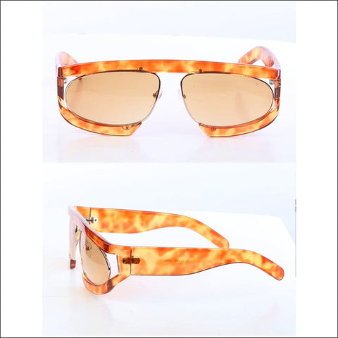 Light Tortoise Shell Sunglasses - sunglasses