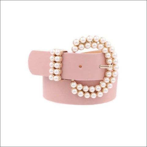 Paris Pearl Belt - belt
