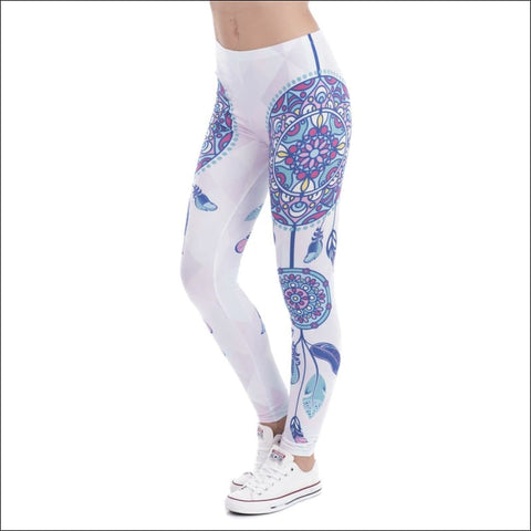 Purple Dreams Legging - Leggings