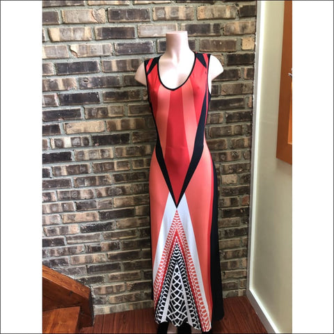 Raquel Maxi Dress - Size 12 - dress