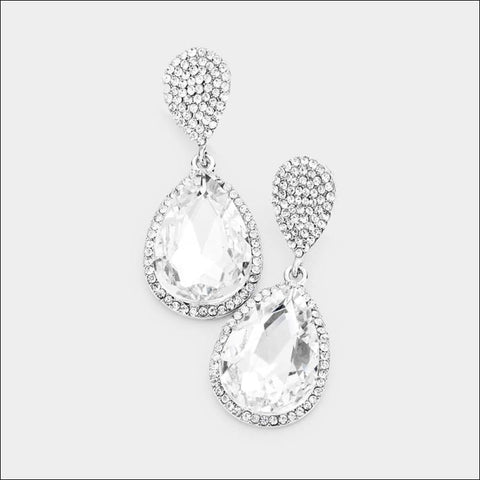 Royal Court Earrings - earrings