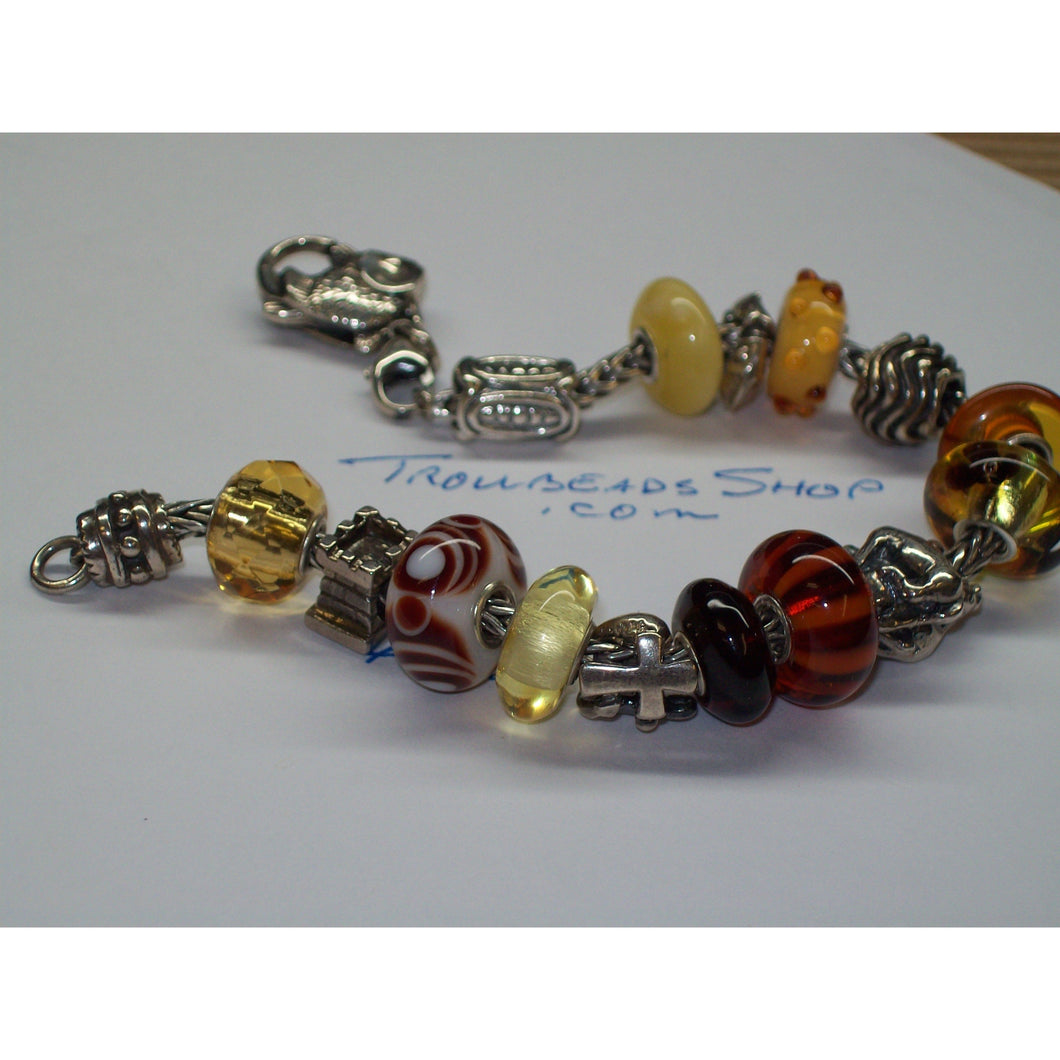Baltic Treasures  Finished bracelet