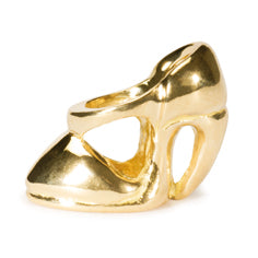 High Heel, Gold