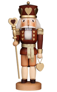 Christian Ulbricht Nutcracker - King of Hearts