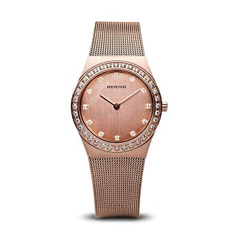 Bering Time Classic Polished Rose Gold Watch | 12430-366