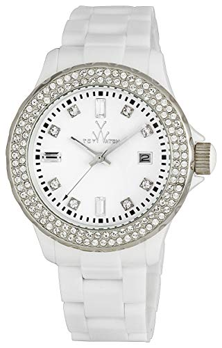 ToyWatch White Plasteramic Ladies Watch 32208-WH