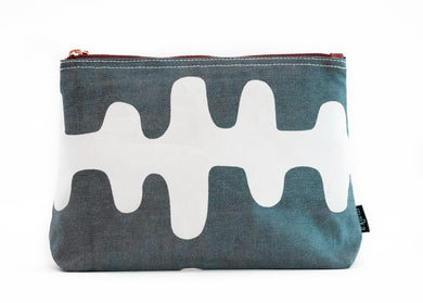Small Pouch, Echo Charcoal