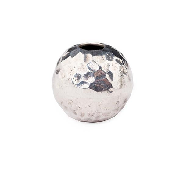 Hammered Focal Bead