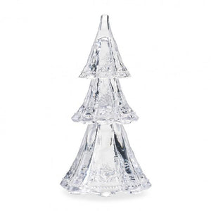 "Berry & Thread 9"" Stackable Glass Tree Set/3 in Clear"