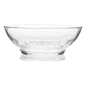 "Carine Clear 10"" Bowl"