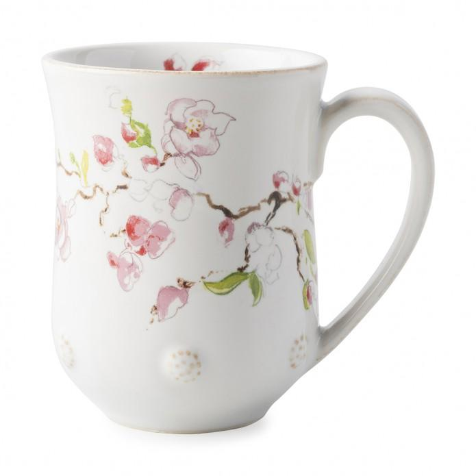Berry & Thread Floral Sketch Cherry Blossom Mug