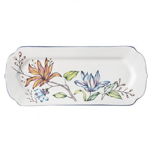 Floretta Hostess Tray