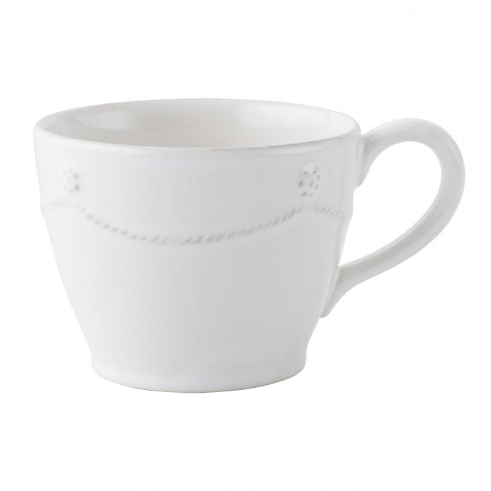 Berry & Thread Whitewash Tea/Coffee Cup