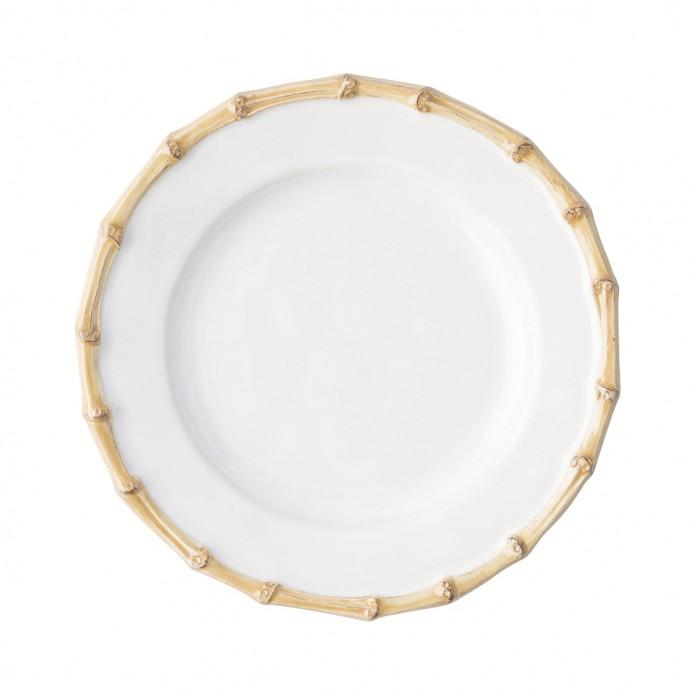 Classic Bamboo Natural Side/Cocktail Plate