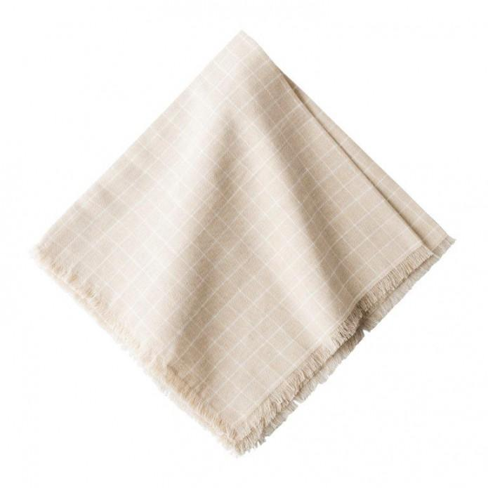 Windowpane Flax Napkin