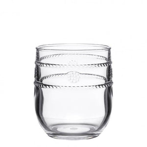 Isabella Acrylic Clear Tumbler