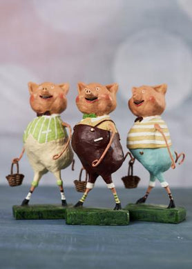 Three Lil' Pigs