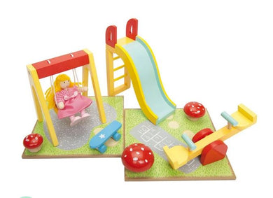 Outdoor Playset for Dollhouse