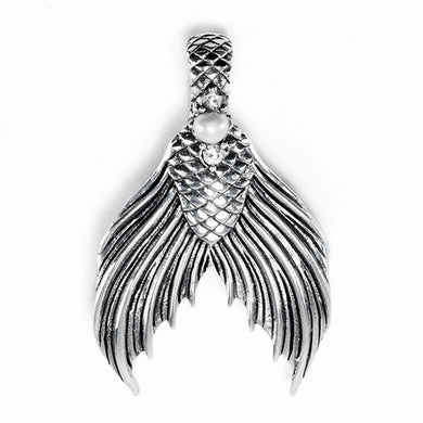 Mermaid Tail Pendant
