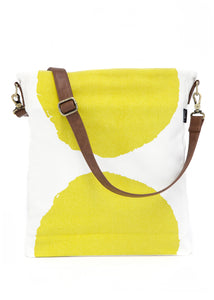 Sling Crossbody Bag, Luna Lime