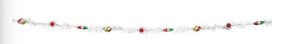 Holiday Splendor 1 Count 7' Tinsel Garland by Christopher Radko