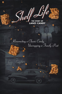 Shelf Life DVD  The documentary about Lanzi's candy