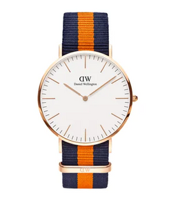 Daniel Wellington watch Classic Bedford 40mm