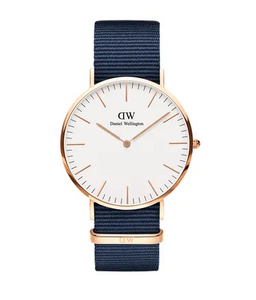 Daniel Wellington watch Classic Bayswater 40mm