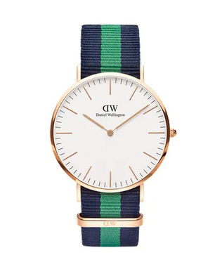 Daniel Wellington watch Classic Warwick 40mm