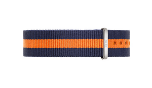 Daniel Wellington Classic Bedford Strap for 36mm- in Silver