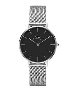 Daniel Wellington watch Classic Petite Sterling 32mm