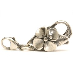 Big Flower Lock, Silver