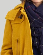 WOOLSDALE Double Faced Duffel Coat Lined By Joules