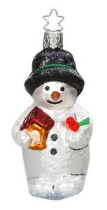 Inge-Glas Limited Edition Snowman