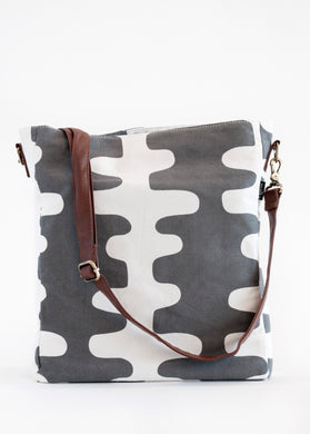 Sling Crossbody Bag, Echo Charcoal