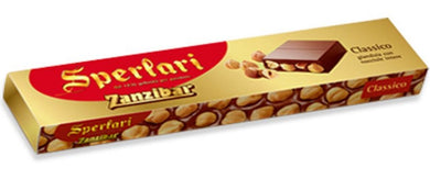 Sperlari Milk Chocolate with Hazelnuts