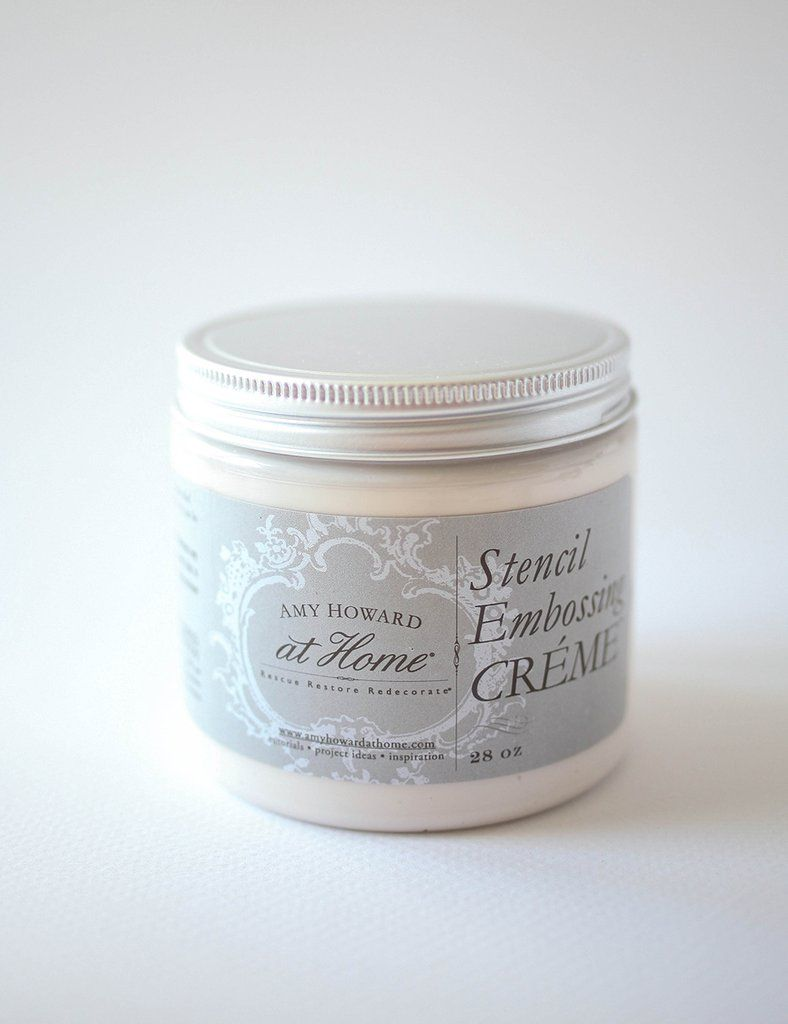 Amy Howard Stencil Embossing Creme