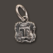Waxing Poetic | T Crest Insignia Sterling Charm