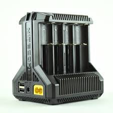 Nitecore Intellicharger I8 LCD Battery Charger