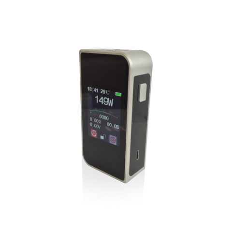 Sigelei T150W (Touch Screen) Temperature Control