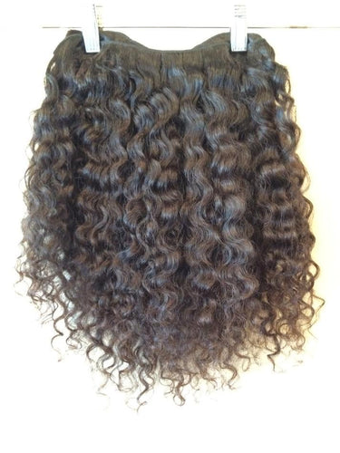 Premium Double Bundle Brazilian Curly