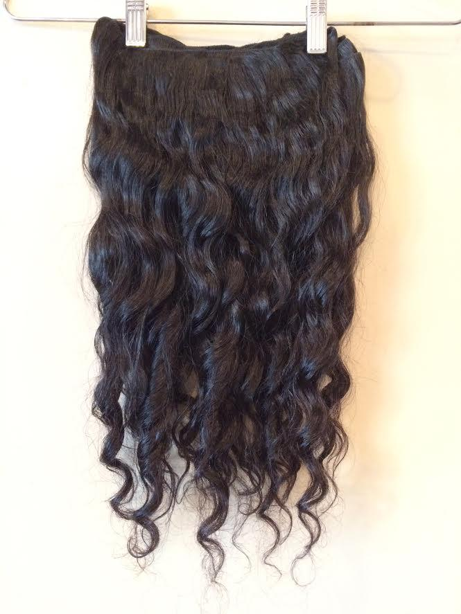 Premium Double Bundle Brazilian Wavy