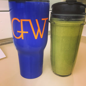 Incredible Deuce Shake (Greens Protein Shake) Recipe: