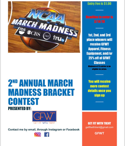 2nd Annual GFWT March Madness Contest