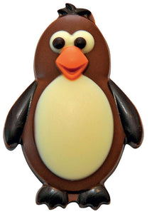 Skipper The Penguin - Decorated Solid Luxury Milk Chocolate Novelty Figure