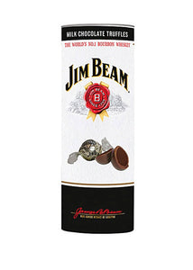 Jim Beam Flavoured Belgian Chocolate Truffles in a Gift Tube
